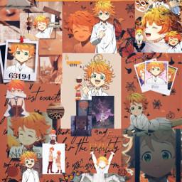thepromisedneverland thepromisedneverlandemmaedit emmaraynorman thepromisedneverlandemma wallpaperedit wallpaper aesthetic freetoedit