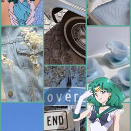 sailormoon sailorneptune sailor sailorneptuneedit anime animeedit animegirl wallpaper freetoedit