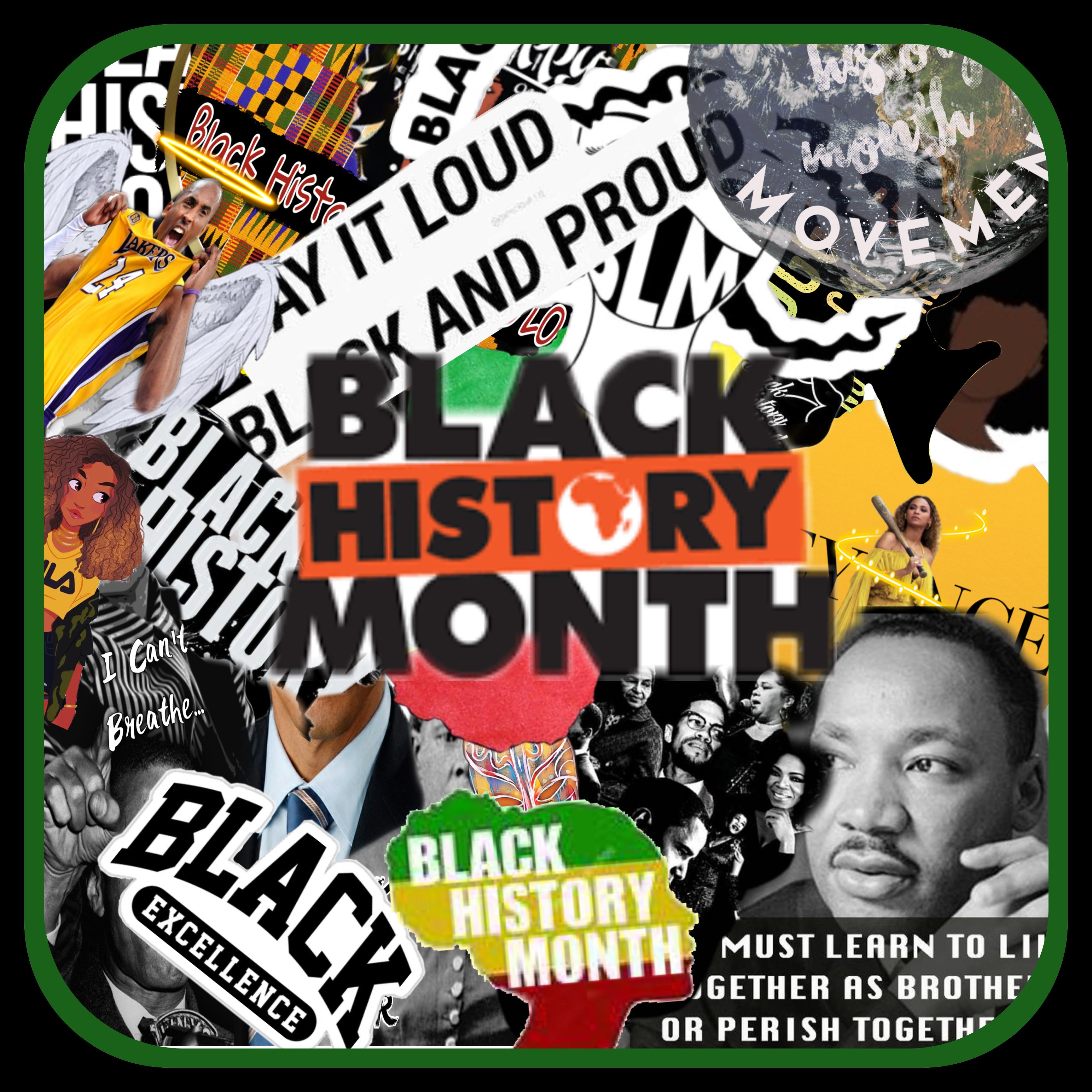 Black history month! #blm #kobe24 #blackandproud #blackhistorymonth #earth #wallpaper #blackhistorywallpaper