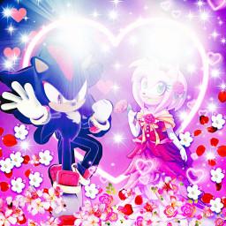 picsartedit edit shadowthehedgehog amyrose hedgehogs hedgehoggirl lovethem lovethemboth oneofmyfavouritecouples freetoedit