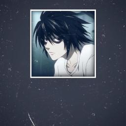 ldeathnote deathnote anime animewallpaper animeedit weeb freetoedit