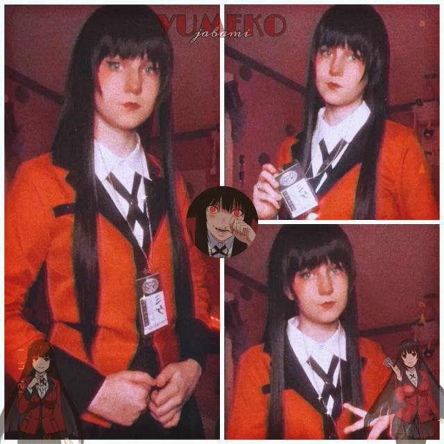 Yumeko Jabami❤️🎰🖤  New cosplay!! :D  I acually really liked how this turned out :3 i have so many drafts of her on tiktok that i need to post lol  So whatcha think? Any advice?   Also what are your thoughts on Kakegurui? (If you've watched it)   Midari is my favorite character🤭  K anyway hope your having a good life ᕕ( ᐛ )ᕗ   TikTok: weeblet101   #yumeko #yumekojabami #yumekocosplay #yumekojabamicosplay #jabami #jabamiyumeko #jabamicosplay #jabamiyumekocosplay #kakegurui #kakeguruicosplay #compulsivegambler #cosplay #cosplayer #anime #animecosplay #gamble #red #cosplaygirl #idk #weeblet101 #midari #yeet