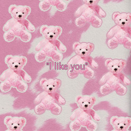 pink pinkaesthetic valentinesday love angel angelcore teddy pinkteddy fluffy strawberry strawberrycow cow cowprint pinkcow fluffycow quote pretty barbie soft softgirl girly bear teddybear cute text freetoedit