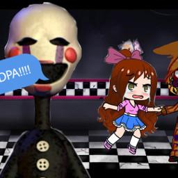 elizabethafton circusbaby puppet springtrap williamafton charlieemily fnaf freetoedit