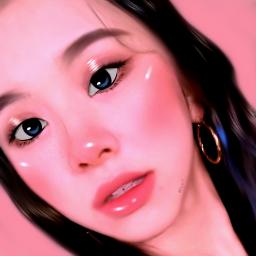 fanart art draw drawing paint painting korea korean koreangirl bts army rm jin suga jhope jimin jk taehyung txt moa kpopedits btsedits army4ever artlife