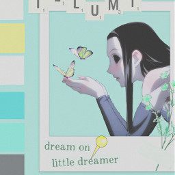 illumi hxh hunterxhunter anime illumizoldyck kawaii cute softboy soft simp love zoldyck killua freetoedit