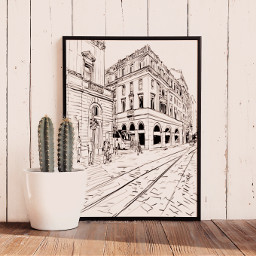 home wall picture cactus freetoedit