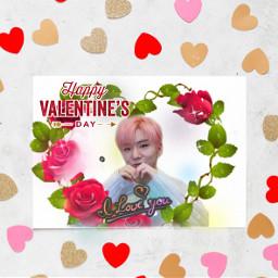 love valentinesday kihyun freetoedit ircdesignavalentinescard designavalentinescard