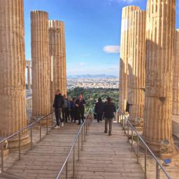 athena travel acropolis travelling loveit corona pcdreamdestination dreamdestination