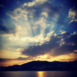 nature naturephotography sunset