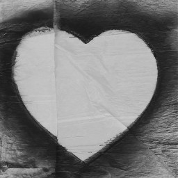 freetoedit heart paint photography surreal