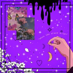 freetoedit purple purpleaesthetic edit quote space