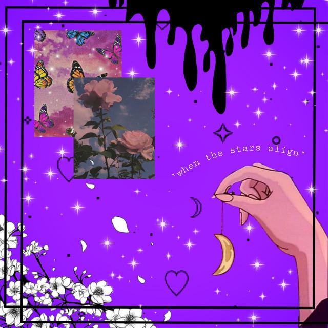 ✨💫  #freetoedit #purple #purpleaesthetic #edit #quote #space