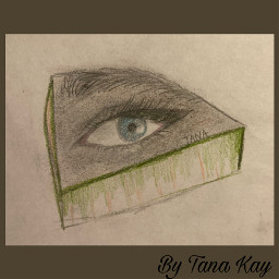 eye sketch art eyeliner aesthetic tanakay tanakayyt bytanakay bytanakayyt artbytana artbytanakay