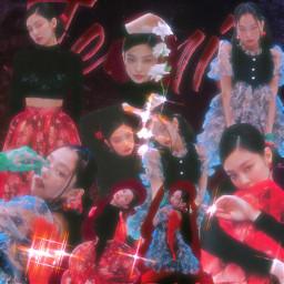 jennie blink blackpinkfanart idol kpopinspiration kpopfanart kpopidols
