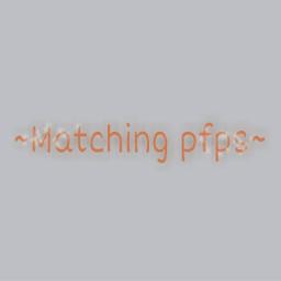 anime matchingpfps