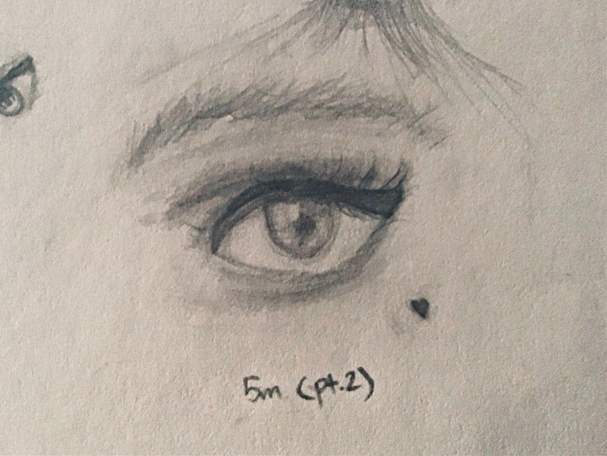Gonna post the last part for the skit thing in my main acc  #art #traditionalart #sketch #outline #drawing #eye #eyedrawing #eyesketch