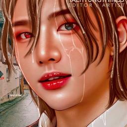hyunjin kpop hwanghyunjin straykids hyunjinedit kpopedit