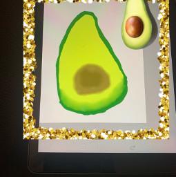avocado art imbored freetoedit