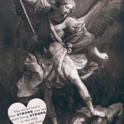 strength angel freetoedit