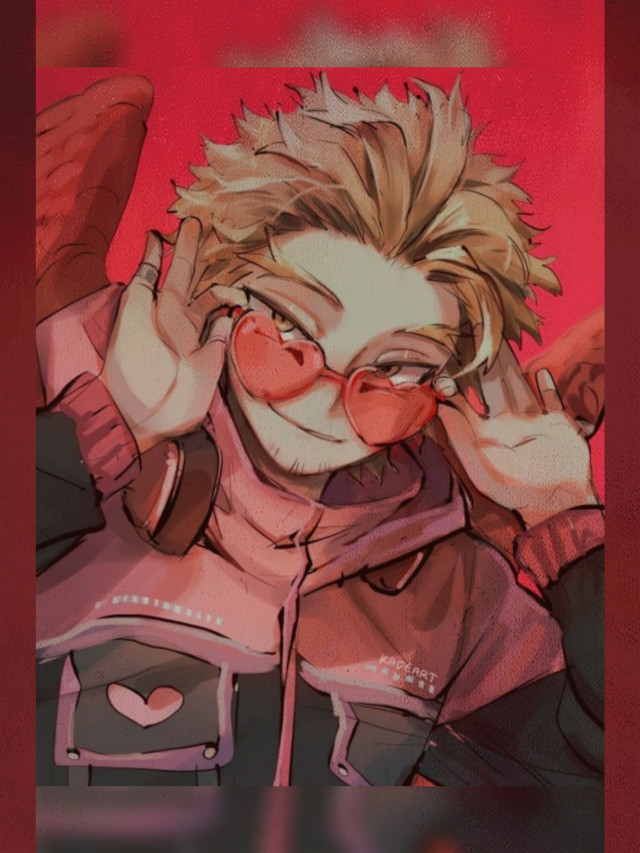 Happy (and very late) Valentins day❤❤ This is NOT mine! All credit to the owner! This is for @starbucksqueenbee you wanted #hawks you get hawks XD 💛🐥 #keigotakami #myheroacademia #bnha #mhaedit #valentinesday #red 🌻*Taglist*🌻  {💖}@girlygirl27  {💎}@ninja_shoyo  {💫}@pizzalover5803  {🐾}@_itz_tokyo-chan_  {💚}@-iloveanime  {🌺}@_mery_grey_  {❄}@icyhawt  {🍣}@hai1kyu  {🌊}@official_bakuhoe  {🍙}@a_fellow-anime_lover  {⚡}@marlin1305  {🎵}@xvictory08x  {🌼}@lovelyshumai  {✨}@animeweeb191  {⚓}@chatbugvs1  {🌕}@-_dxmxnslxyer_-  {🍃}@karisnakasone127  {🌟}@_beautyqueenfrommars  {☁️}@lele312301  {💗}@ivettgyerek  {🎶}@starbucksqueenbee  {🍀}@sophiedophie2015  {💙}@astroqworld-  Comment if you want to be on my taglist, changed your name or want to be removed