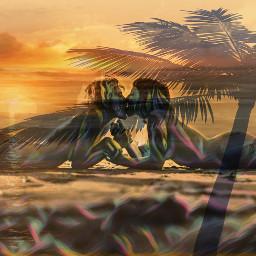 unsplash paradise love girls freetoedit