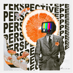 interesting art psychedelic psychedelicart perspective man vintage artistic colorful college collage people freetoedit