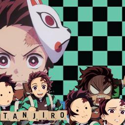 tanjiro demonslayer freetoedit