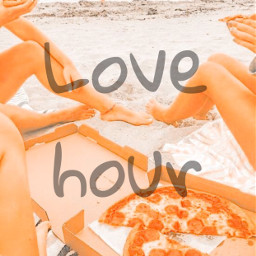 lovehour loved aesthetic peachy freetoedit remixit alllivesmatter