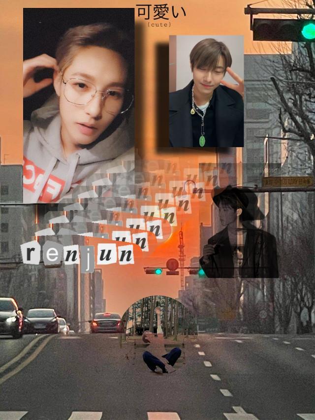 Renjun Sunset #renjun #huangrenjun #renjunnctdream #renjunnct #nct #nctu #nct2020 #nctdream #nctrenjun