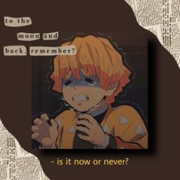 demonslayer kimetsunoyaiba zensitsu anime enjoy freetoedit
