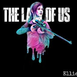 ellie thelastofus background