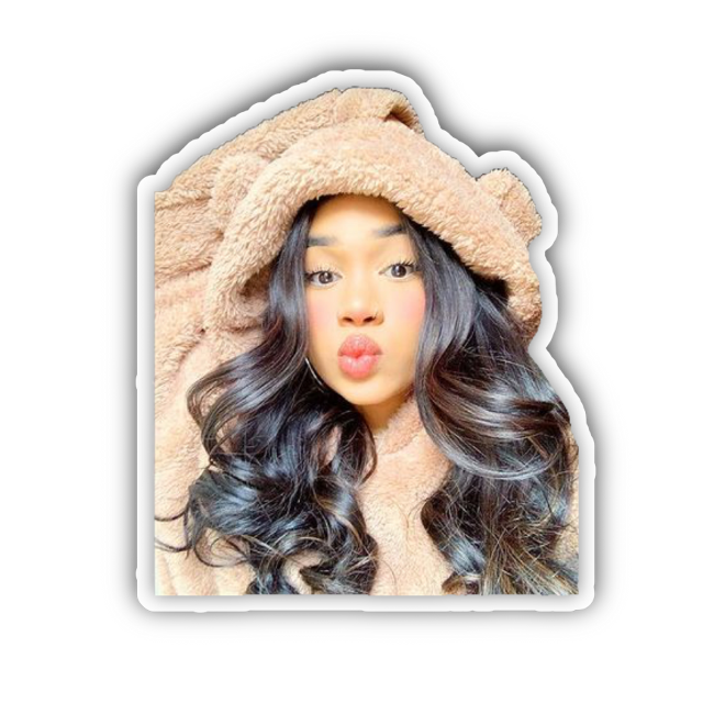 Give creds if you have the decency😘   #niche #meme #nichememe #girl #png #overlay #edit #complex #brown #teddy #aesthetic #hair
