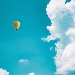 unsplash messenger balloons freetoedit