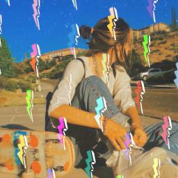 lightningbolt colorful freetoedit srclightingbolts lightingbolts