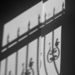 blackandwhite shadow background wall myphotography freetoedit