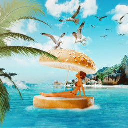 sea iceland ocan oceanlover oceangirl freetoedit ircfilltheburger filltheburger