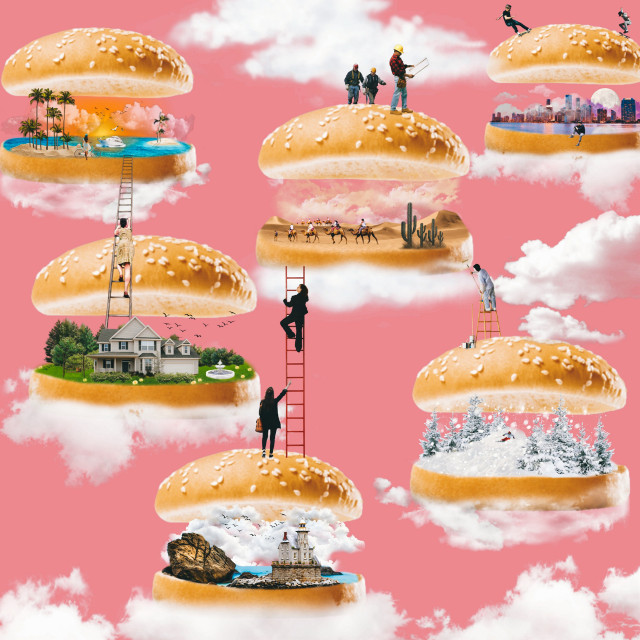 #challenge #burgerlover #burgerworld #foodislife