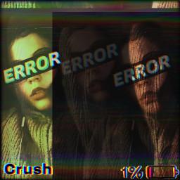 style glitch error nosignal art freetoedit