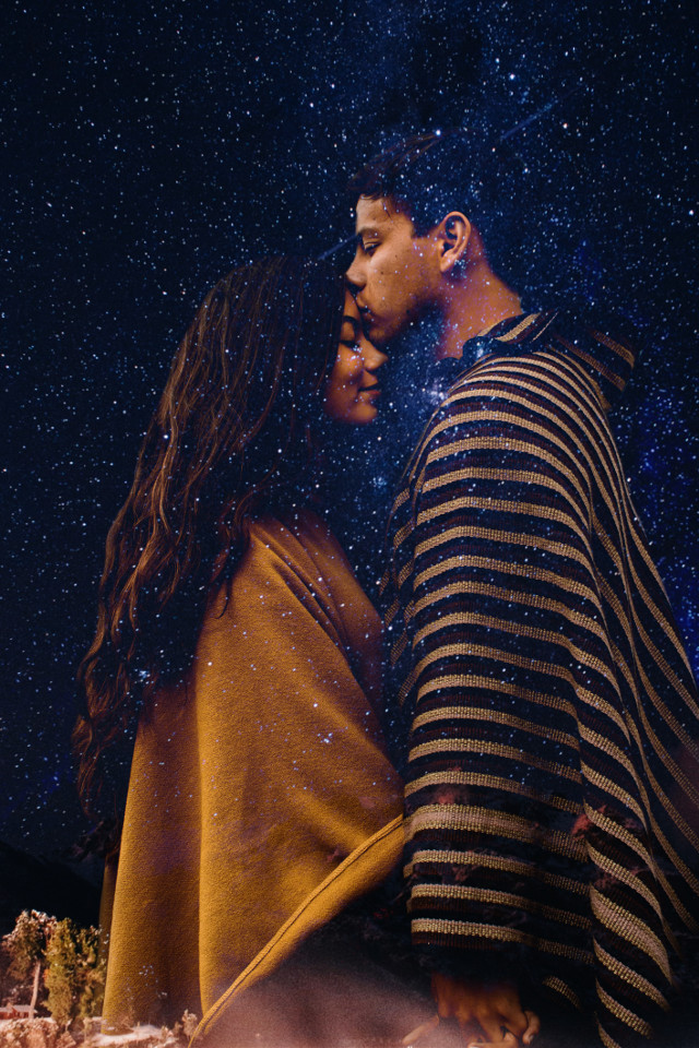 Love in stars Be creative with PicsArt   #picsart  #madewithpicsart  #surreal  #surrealism  #love  #stars  #space  #people  #freetoedit  #life