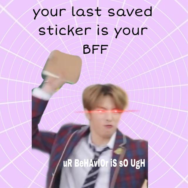 I got @/official__hyunjin  I'm not surprised.😂  Biggest Fan: @simp4felix   #notagsbcidontwannabotherpeople #hwanghyunjin #straykids #skz #meme #hyunjin #hyunjinmeme #yourbehaviourissough #bff #hyunjinstraykids