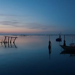sea sunset mypic freetoedit pctheblueisee theblueisee