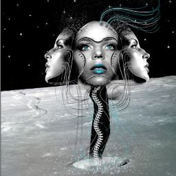 picsart fantasy dark nature beautifulwork planet myedit remixit remixed