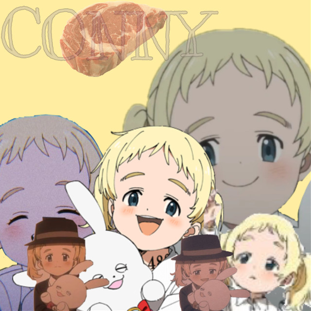 #conny #tpn #thepromisedneverland #meat 💀 why'd i do that- 😭💔
