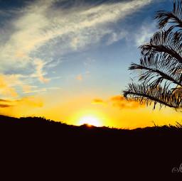 sunset photography nature hdr picsart freetoedit