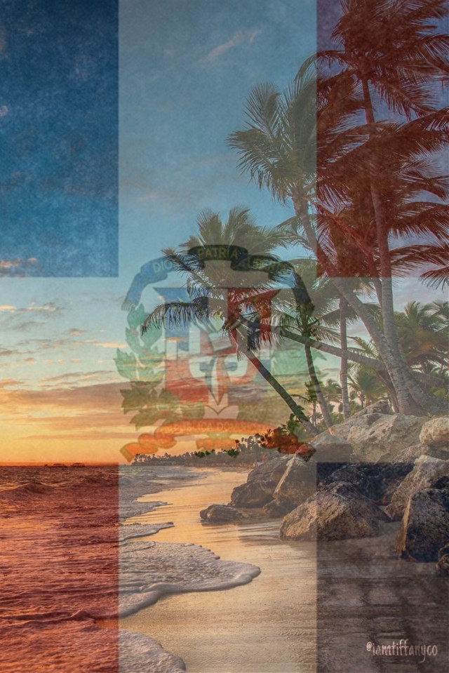 #dominicanrepublic #independanceday #independencia #republicadominicana #flag