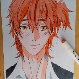 yacchan drawing dessin dessinmanga yarichin