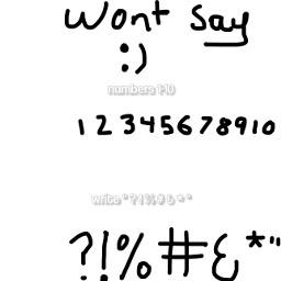 handwriting freetoedit