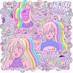 asthetic astheticallypleasing astheticedit animeedit anime icon iconedit sparkle sparkleedit animegirl animeiconedit elizabethliones elizabeth sevendeadlysins sds sdsedit sevendeadlysinsedit elizabethlionesedit complexedit complexanimeedit
