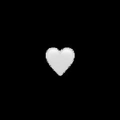 emoji emojis iphoneemoji iphoneemojis iphone whiteheart heart hearts whitehearts freetoedit